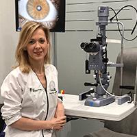 Doctora Mariluz Iglesias