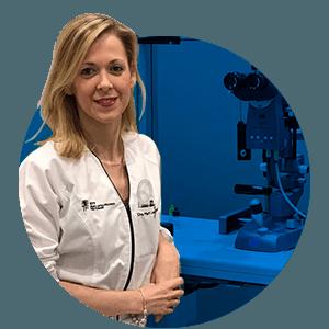 Doctora Mariluz Iglesias Iglesias
