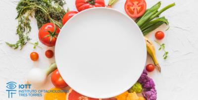 alimentos para salud ocular
