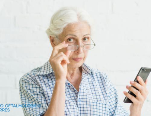 ¿Cuáles son las patologías oculares más frecuentes en mayores?
