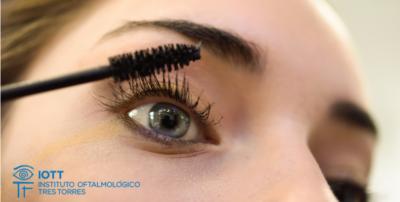 cosmeticos problemas oculares